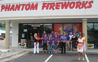 Q106 at Phantom Fireworks (6-27-13) 15