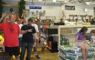 Q106 at Superior Grower's Supply (7-9-13) 7