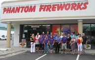 Q106 at Phantom Fireworks (6-27-13) 11