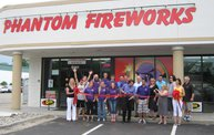 Q106 at Phantom Fireworks (6-27-13) 10