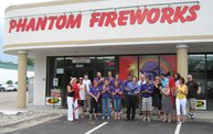 Q106 at Phantom Fireworks (6-27-13) 9