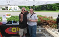 Q106 at Phantom Fireworks (6-27-13) 6