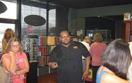 Q106 at Corona Smoke Shop (7-9-13) 12