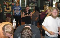 Q106 at Corona Smoke Shop (7-9-13) 7