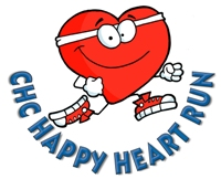Happy Heart Run logo