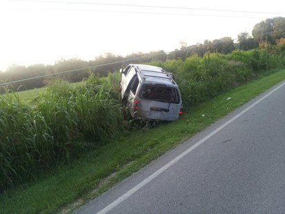 Accident photo 3 provided by Vigo County Sheriff