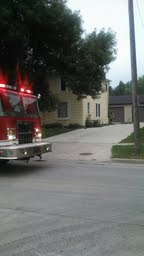 Fire damages south Fargo apartment house