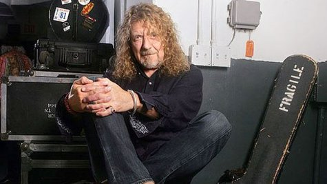 Image courtesy of RobertPlant.com (via ABC News Radio)