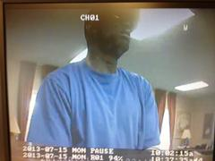 Suspect picture 1 provided by Indiana State Police