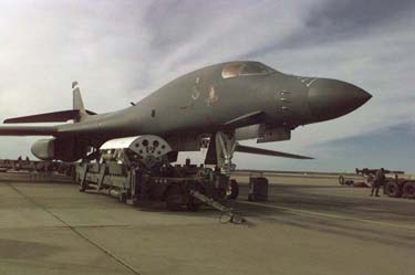 B-1 Bomber Ellsworth Air Force Base