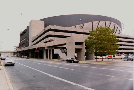 Former Market Square Arena, Indianapolis 1988