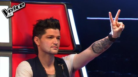 Image courtesy of Facebook.com/BBC The Voice UK (via ABC News Radio)
