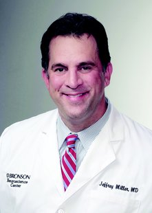 Jeffrey Miller, MD, neurointerventional surgeon with Bronson Neuroscience Center