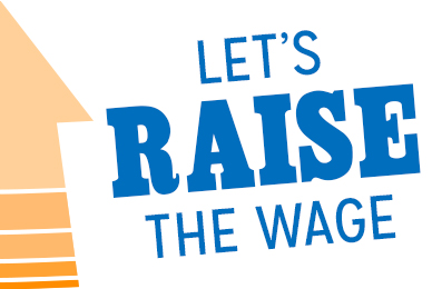 SD Raise The Wage Campaign