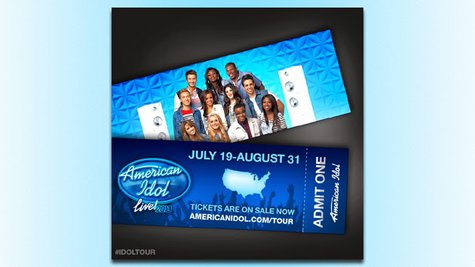 Image courtesy of Facebook.com/AmericanIdol (via ABC News Radio)