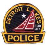 Detroit Lakes Police Patch