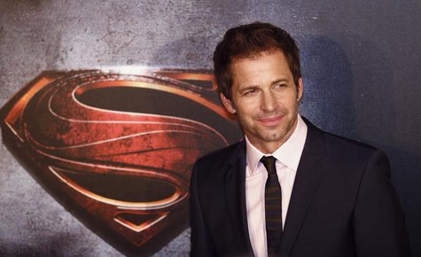 "Director Zack Snyder poses for pictures after his arrival to the Australian premiere of ""Man of Steel"" in central Sydney June 24, 2013. REUT"