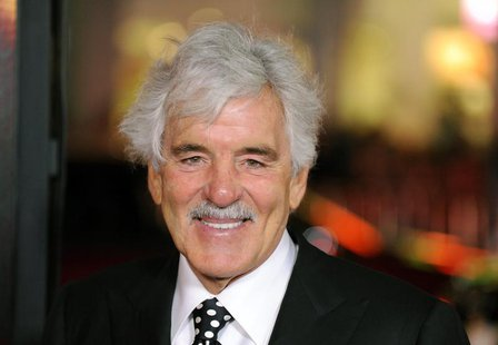 "Actor Dennis Farina arrives at the Hollywood premiere of the HBO series ""Luck"" in Los Angeles, California January 25, 2012. REUTERS/Gus Ruel"
