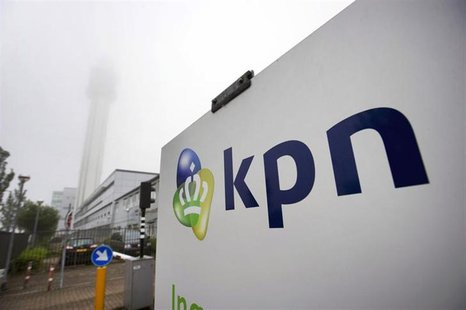 The data center of Dutch telecoms group KPN is seen in Haarlem May 31, 2012.EUTERS/Paul Vreeker/United Photos