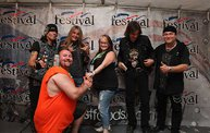 Our Top 25 Meet & Greet Moments With the Stars of Rock USA 2013 7