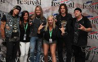 Our Top 25 Meet & Greet Moments With the Stars of Rock USA 2013 6