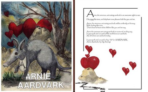 From Arnie Aardvark