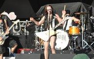 Rock Fest 2013 - Halestorm 4
