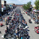 Sturgis, S.D. motorcycle rally