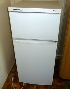Refrigerator (Photo by: Pavel Ševela/Wikimedia Commons).