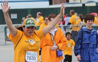 Faces of the 2013 Packers 5K With WIXX 2