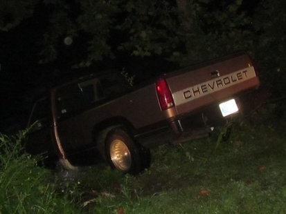 07-27 Accident In Southern Vigo County / provided by Vigo County Sheriff / pic 1