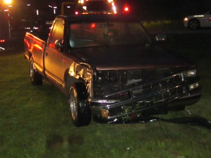 07-27 Accident In Southern Vigo County / provided by Vigo County Sheriff / pic 2