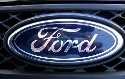 Ford emblem (Photo by: Marcin Mincer/Creative Commons).