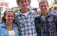 Faces of the Fair - Outagamie County Fair 2013 - Rodney Atkins: Cover Image