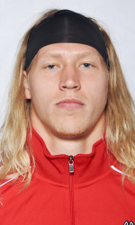 USD Linebacker Tyler Starr. Photo Courtesy: University of South Dakota