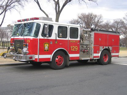Fire Rescue Truck - KELO File Photo