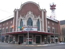 Indiana Theater Downtown Terre Haute