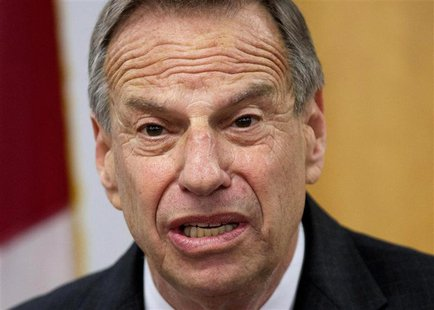 San Diego mayor Bob Filner speaks at a news conference in San Diego, California in this July 26, 2013 file photo. REUTERS/Fred Greaves/Files