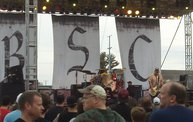Wisconsin Valley Fair 2013 - Black Stone Cherry 3