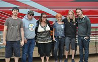 Wisconsin Valley Fair 2013 - Black Stone Cherry Meet & Greet 1