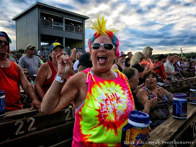 Yeeeeaaaahhh Rockfest!!!
