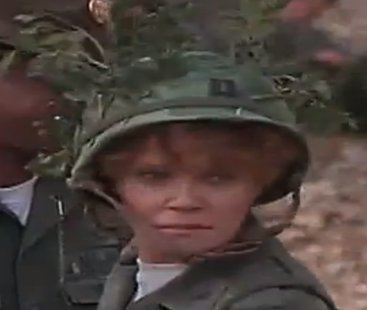 "Eileen Brennan in ""Private Benjamin"" - Youtube.com"