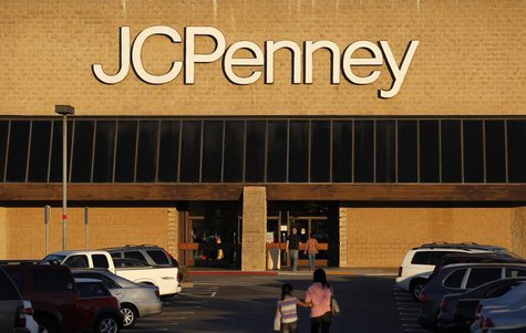 The entrance of a J.C. Penney store is pictured in Arcadia, California March 1, 2013. REUTERS/Mario Anzuoni