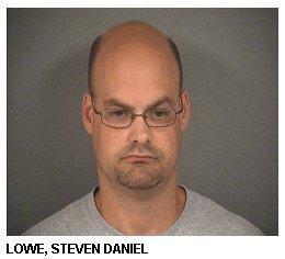 Daniel Steven Lowe, former Wisconsin Rapids Police Lieutenant