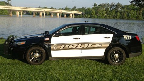Wisconsin Rapids Police Department squad car