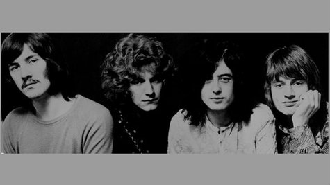 Image courtesy of Facebook.com/LedZeppelin (via ABC News Radio)