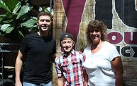 Subway Fresh Faces of Country @ Y100 :: Scotty McCreery Meet & Greets 12