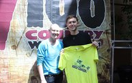 Subway Fresh Faces of Country @ Y100 :: Scotty McCreery Meet & Greets 7