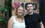 Subway Fresh Faces of Country @ Y100 :: Scotty McCreery Meet & Greets 4
