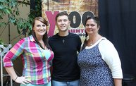 Subway Fresh Faces of Country @ Y100 :: Scotty McCreery Meet & Greets 22